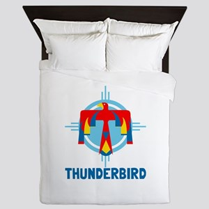 Thunderbird Queen Duvet