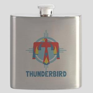 Thunderbird Flask