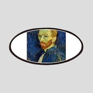 Vincent Van Gogh Self Portrait Patches