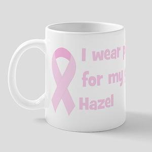 Grandmother Hazel (wear pink) Mug