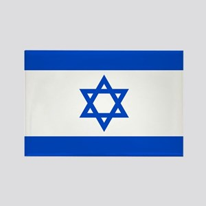 Israel Rectangle Magnet