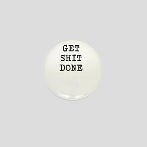 getshitdone Mini Button