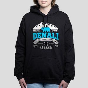 Denali Vintage Women's Hooded Sweatshirt