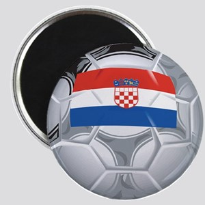 Croatia Football Magnet