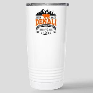 Denali Vintage Stainless Steel Travel Mug