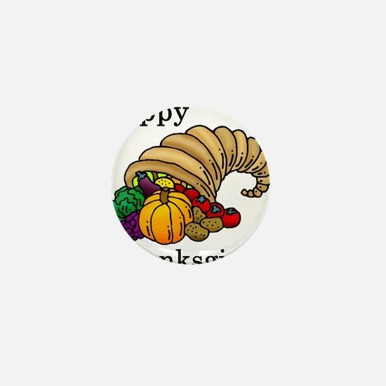 Unique Thanksgiving Mini Button (100 pack)