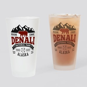 Denali Vintage Drinking Glass