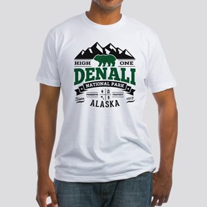 Denali Vintage Fitted T-Shirt