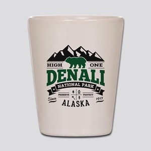 Denali Vintage Shot Glass