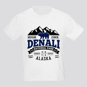 Denali Vintage Kids Light T-Shirt