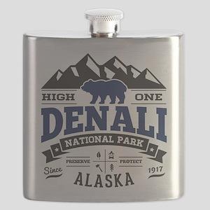 Denali Vintage Flask