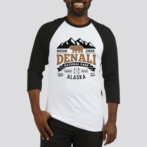 Denali Vintage Baseball Jersey