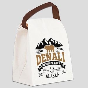 Denali Vintage Canvas Lunch Bag