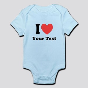 d01582ad Only The Best Dads Get Promoted To Grandpa Bib. $10.95. $14.99 · I Heart  Body Suit
