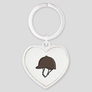 Jockey Helmet Keychains