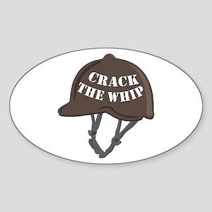 Crack The Whip Sticker