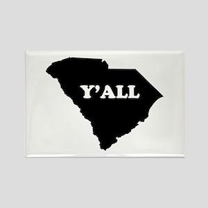 South Carolina Yall Magnets