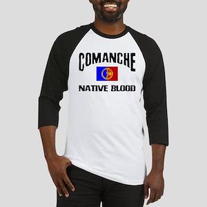 Comanche Native Blood Baseball Jersey