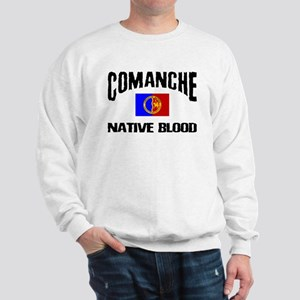 Comanche Native Blood Sweatshirt