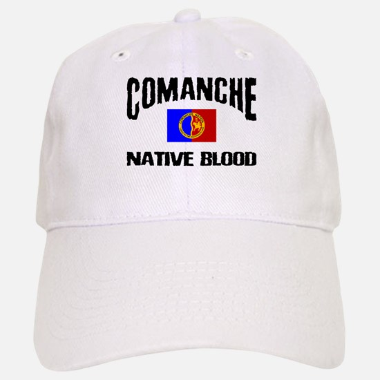 Comanche Native Blood Baseball Baseball Cap