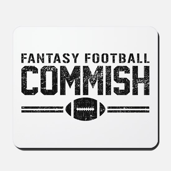Fantasy Football Commish Mousepad