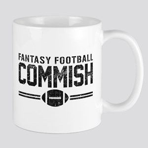 Fantasy Football Commish Mugs