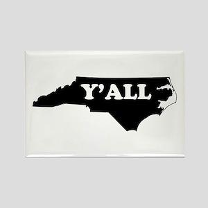 North Carolina Yall Magnets