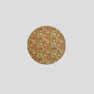 William Morris Acanthus Mini Button