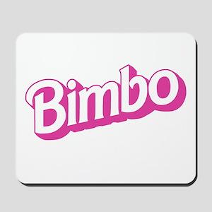 Bimbo Doll Mousepad