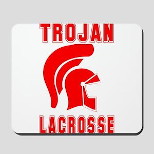 Lacrosse Trojan Mousepad