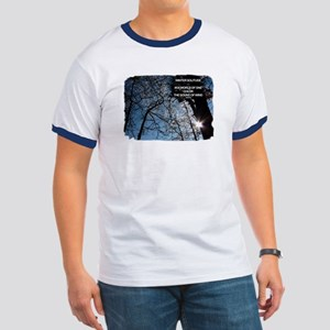 Winter Solitude Ringer T T-Shirt