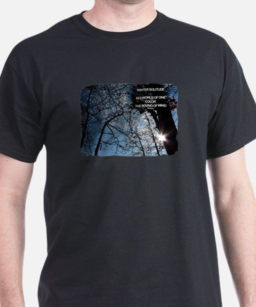 Winter Solitude T-Shirt