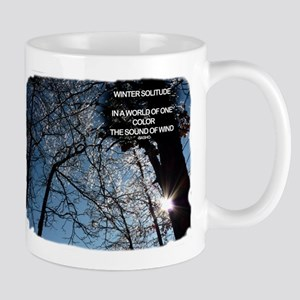 Winter Solitude Mug