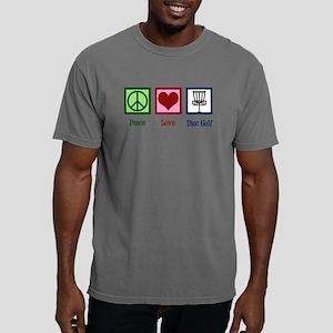Disc Golf Mens Comfort Colors Shirt
