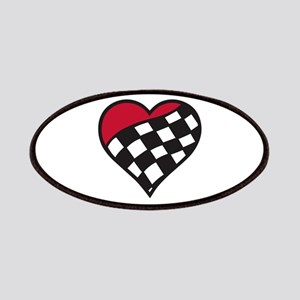 Racing Heart Patches
