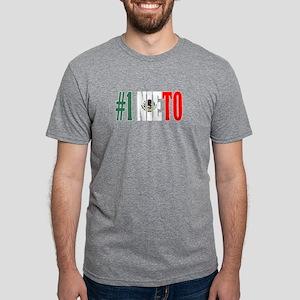 Nieto Gift Mexican Shirt For Mexican Flag T-Shirt