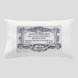 Pemberley Estate Ball Pillow Case