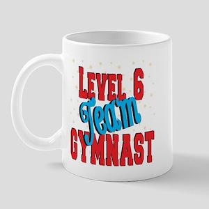 Level 6 Team Gymnast Mug