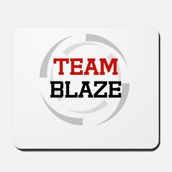 Blaze Mousepad