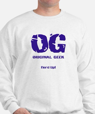 Original Geek Sweatshirt