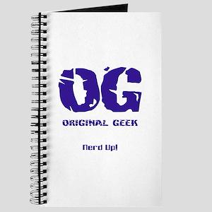 Original Geek Journal