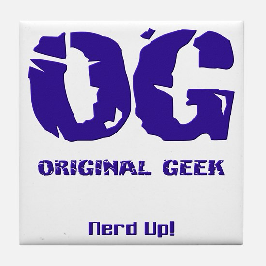Original Geek Tile Coaster