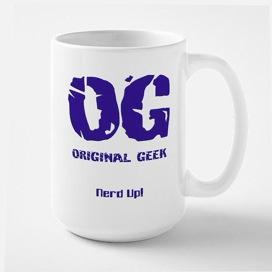 Original Geek Large Mug