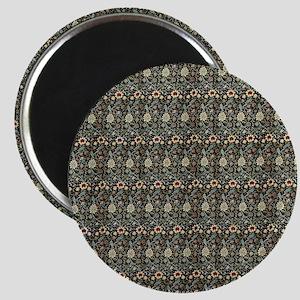 William Morris Green Evenlode Magnet