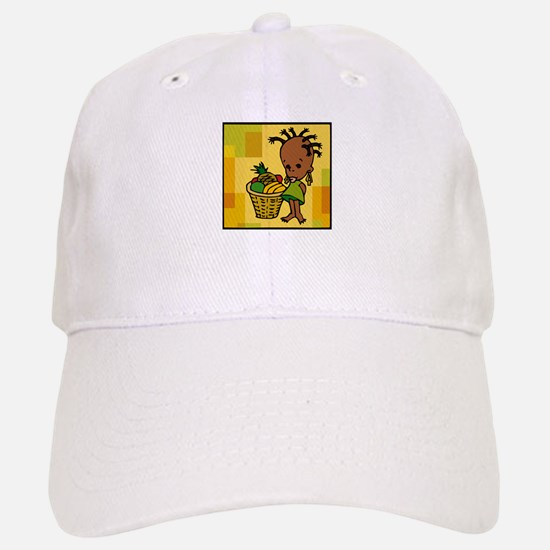 Baby Kwanzaa kid and fruit basket.png Baseball Baseball Baseball Cap