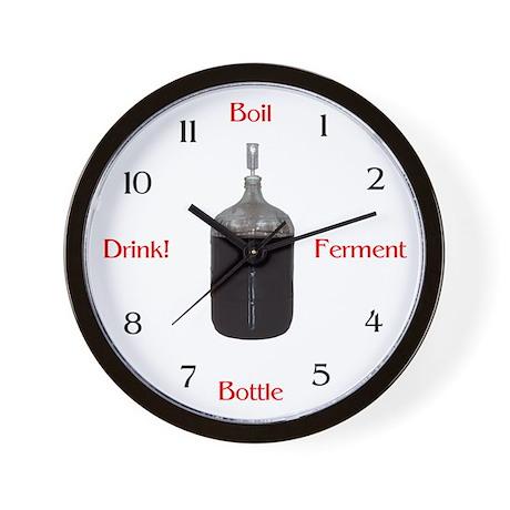 Homebrew Clock