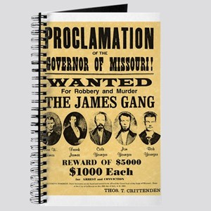 Wanted The James Gang Journal