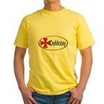 DeMolay Yellow T-Shirt