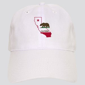 CALI STATE w BEAR Baseball Cap