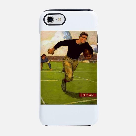 Vintage Running Back Football iPhone 7 Tough Case